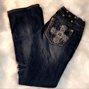 🆕MISS ME Bootcut Jeans